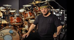Neil Peart Reveals His Favorite Drummers