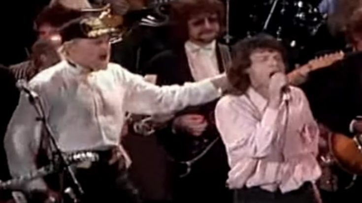 Mike Love's Speech Might Be The Most Awkward Thing In Rock History | I Love Classic Rock Videos