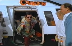 Watch The Historical Backstage Footage Of Queen Live At Knebworth