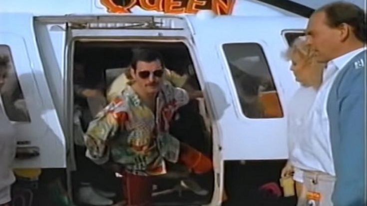 Watch The Historical Backstage Footage Of Queen Live At Knebworth | I Love Classic Rock Videos