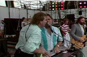 Watch The Beach Boys Play 'Good Vibrations' Back In Live Aid 1985