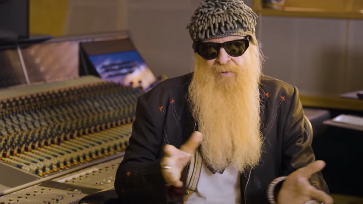 Billy Gibbons Share Behind The Scenes Stories About New Album 'Hardware'   I Love Classic Rock Videos