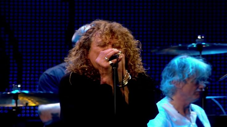 Watch Led Zeppelin Reclaim Their Throne With Kashmir Live From Celebration Day   I Love Classic Rock Videos