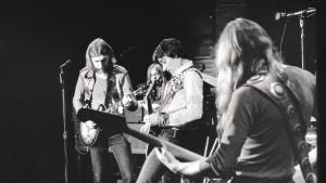 Watch How The Allman Brothers Band Is Great At Live Performances