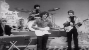 1967: Pink Floyd Mesmerizes Everyone At American Bandstand With 'Apples And Oranges' And Their Interview