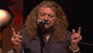 Robert Plant Proves His Rock Supremacy With Rearrangement Of 'Ramble On'