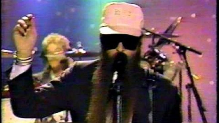 Watch Johnny Carson At The End Of ZZ Top's Performance – Hilarious   I Love Classic Rock Videos