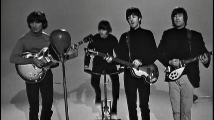The 5 Most Played Songs Live By The Beatles | I Love Classic Rock Videos