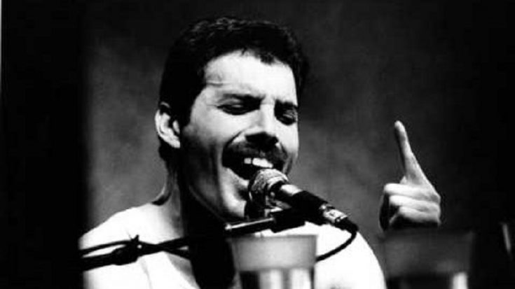 Freddie Mercury's Isolated 'Don't Stop Me Now' Vocals Are Intensely Great   I Love Classic Rock Videos