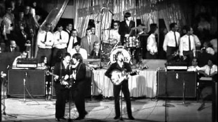 The Beatles perform 'Nowhere Man' back in 1965 – Watch   I Love Classic Rock Videos