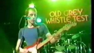 Watch The First Ever TV Peformance Of 'Sultans Of Swing' By Dire Straits