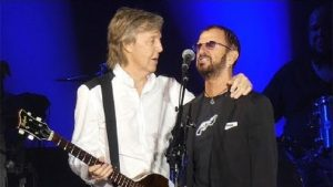 The Real Stories Behind Ringo Starr And Paul McCartney's Friendship