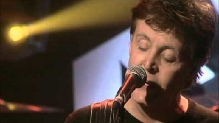 Only Paul McCartney Can Have David Gilmour & Ian Paice As A Backing Band | I Love Classic Rock Videos