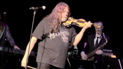 Kansas- Robby Steinhardt Passes Away at 71 | I Love Classic Rock Videos