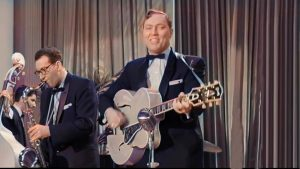 Watch A Remastered And Colorized Bill Haley And His Comets Performance In 1956