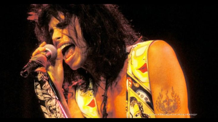 We're Realizing How High Steven Tyler's Voice Really Is In Isolated 'Crazy' Video | I Love Classic Rock Videos