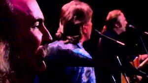 """Crosby Stills & Nash Performing """"Helplessly Hoping"""" In 91 Makes Us Weep"""