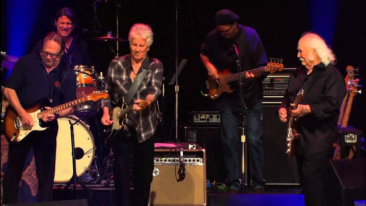 Crosby Stills & Nash 'Long Time Gone' Performance Is Ageless | I Love Classic Rock Videos