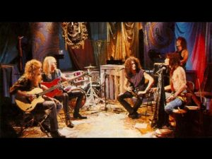 Aerosmith's MTV Unplugged Proves Their Greatness In Rock