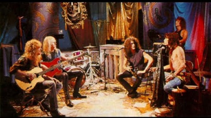 Aerosmith's MTV Unplugged Proves Their Greatness In Rock | I Love Classic Rock Videos
