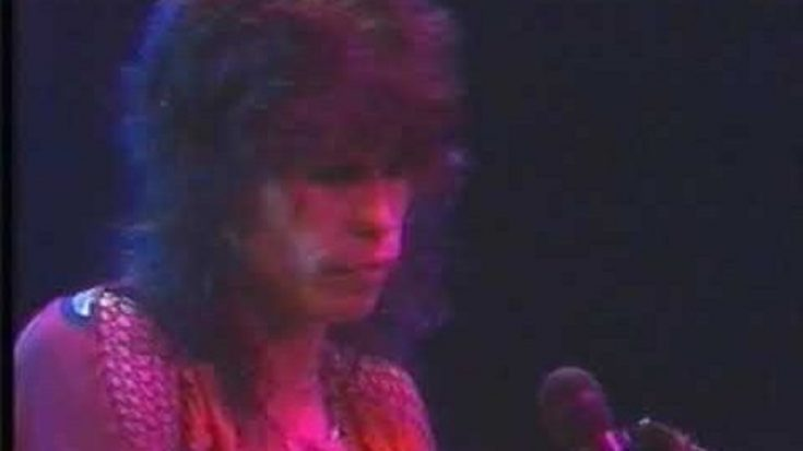 Don't Miss Out And Watch Aerosmith's 1988 'Dream On' Live | I Love Classic Rock Videos