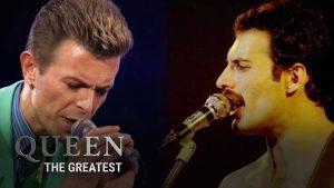 Queen Revisits Their 1981 'Under Pressure' With David Bowie – Watch