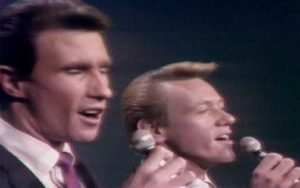 The Righteous Brothers Delivers Stunning Vocals on The Ed Sullivan Show