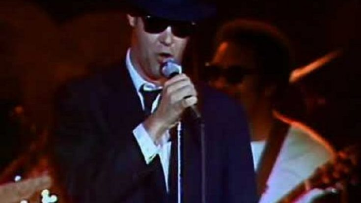 """Watch and Relive 1978 Winterland With The Blues Brothers' """"Rubber Biscuit"""" 