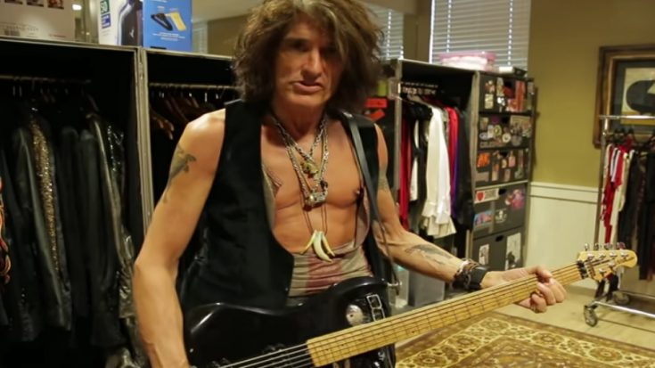 We Can Prove Joe Perry's Guitar Hero Status With These 5 Aerosmith Songs   I Love Classic Rock Videos