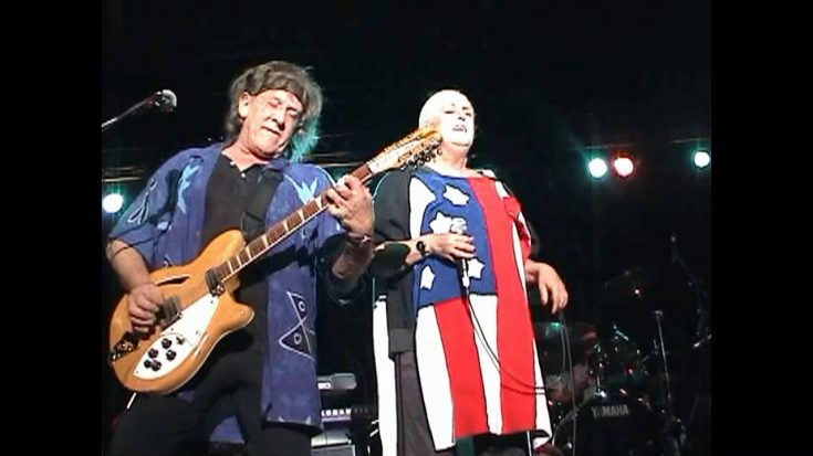 Watch Grace Slick Perform With Jefferson Starship 2 Weeks After 9/11 | I Love Classic Rock Videos