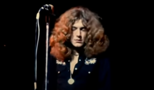 """Led Zeppelin Release 1970 """"Dazed and Confused"""" Performance In Royal Albert Hall"""