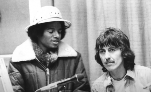 Listen To George Harrison And Michael Jackson's 1979 Interview