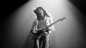 Eddie Van Halen Memorial Tribute Unveiled In Pasadena