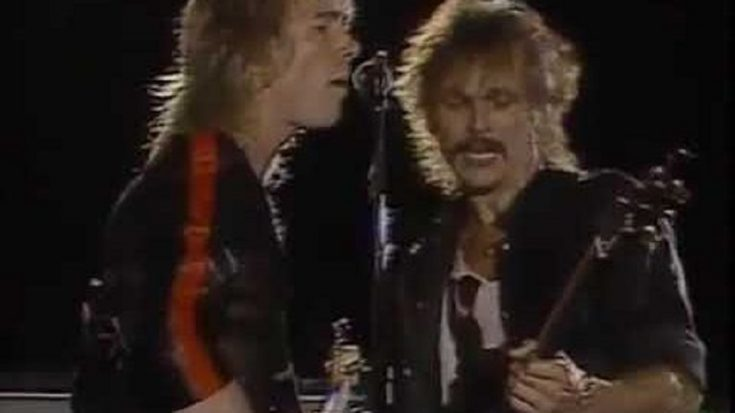 Watch And Relive Scorpions 1985 Live Concert In Full Front Row Experience   I Love Classic Rock Videos