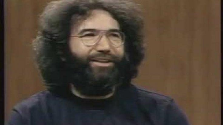 Jerry Garcia Shares His Favorite Pink Floyd Album | I Love Classic Rock Videos