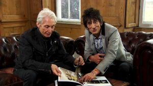Ronnie Wood Shares Story Of His Final Visit To Charlie Watts