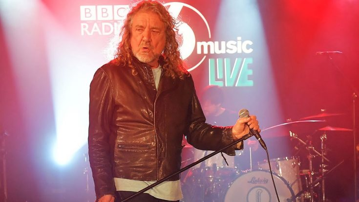 """Robert Plant Proves His Golden Voice In """"Whole Lotta Love""""  Performance   I Love Classic Rock Videos"""