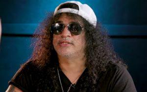 Slash Reveals That Guns N' Roses Haven't Written Anything New Yet